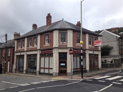 956 SF High Street Shop for Rent  |  Former Library Ynysmeurig Road, Mountain Ash, CF45 4SU