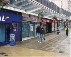 866 SF High Street Shop for Rent  |  47 Hertford Street, Coventry, CV1 1LF