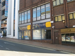 1,292 SF High Street Shop for Rent  |  13 14 Sheep Street, Wellingborough, NN8 1BL