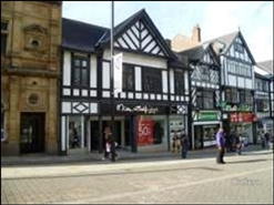 1,525 SF Shopping Centre Unit for Rent  |  The Galleries Shopping Centre, Wigan, WN1 1UE