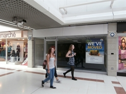827 SF Shopping Centre Unit for Rent  |  3 Friary Walk, Crowngate Shopping Centre, Worcester, WR1 3LE