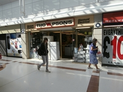 817 SF Shopping Centre Unit for Rent  |  10 Friary Walk, Crowngate Shopping Centre, Worcester, WR1 3LE