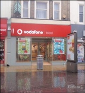 1,205 SF High Street Shop for Rent | 96 High Road, Ilford, IG1 1DS