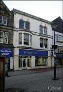 1,422 SF High Street Shop for Rent  |  20 - 21 Hope Street, Wrexham, LL11 1BG