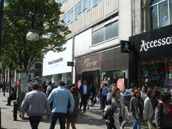 1,339 SF High Street Shop for Rent  |  388 Oxford Street, London, W1C 1JT