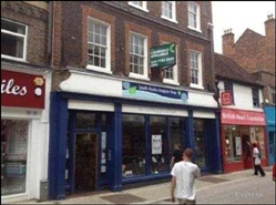 1,536 SF High Street Shop for Rent  |  22 White Hart Street, High Wycombe, HP11 2HL