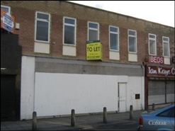 2,169 SF High Street Shop for Rent  |  8 The Arcade, Knottingley, WF11 8UY