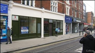 1,515 SF High Street Shop for Rent  |  56 - 58 George Street, Croydon, CR0 1PD