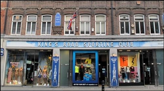 2,869 SF High Street Shop for Rent  |  42 Kings Road, London, SW3 4UD