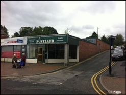 1,076 SF High Street Shop for Rent  |  1A Wheelock Street, Middlewich, CW10 9AG