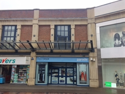 2,039 SF Shopping Centre Unit for Rent  |  The Parade Shopping Centre, Swindon, SN1 1BB
