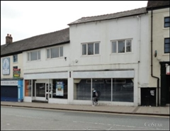 1,256 SF High Street Shop for Rent  |  13 - 15 Market Place, Stoke On Trent, ST6 3AA