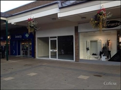1,153 SF Shopping Centre Unit for Rent  |  Unit 55, Belvoir Shopping Centre, Coalville, LE67 3XA