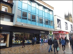 1,680 SF High Street Shop for Rent  |  80 - 82 Church Street, Blackpool, FY1 1HP