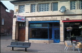 670 SF High Street Shop for Rent  |  19 Moor Lane, Liverpool, L23 2SE