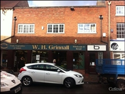 1,992 SF High Street Shop for Rent  |  48 High Street, Stourport On Severn, DY13 8BX