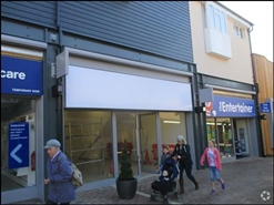 1,347 SF Shopping Centre Unit for Rent  |  Unit 4, Orchard Shopping Centre, Haywards Heath, RH16 3TH