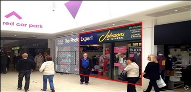 724 SF Shopping Centre Unit for Rent  |  Unit 23a, Crystal Peaks Shopping Centre, Sheffield, S20 7PQ