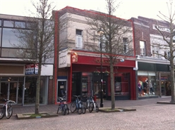 2,077 SF High Street Shop for Rent  |  109A High Street, Staines, TW18 4PQ