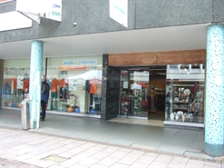 1,698 SF High Street Shop for Rent  |  181-182 Sidwell Street, Exeter, EX4 6RD