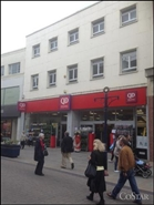 12,289 SF High Street Shop for Rent  |  22 Strait Bargate, Boston, PE21 6LL