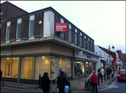 699 SF High Street Shop for Rent  |  64 Princes Street, Stockport, SK1 1RY