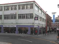 11,379 SF High Street Shop for Rent  |  Commercial House, Nottingham, NG1 3DR