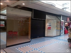 335 SF Shopping Centre Unit for Rent  |  30 Baxtergate, Grimsby, DN31 1QL