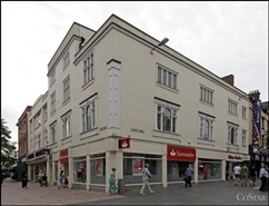 1,650 SF High Street Shop for Rent  |  1 - 3 Cheapside, Leicester, LE1 5EB