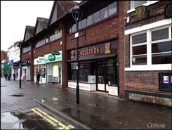 1,335 SF High Street Shop for Rent  |  70 Boothferry Road, Goole, DN14 5DE