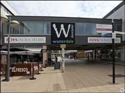 12,230 SF Shopping Centre Unit for Rent  |  Waterdale Centre, Doncaster, DN1 3JN