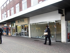 630 SF High Street Shop for Rent  |  18 Bridge Street, Nuneaton, CV11 4DX