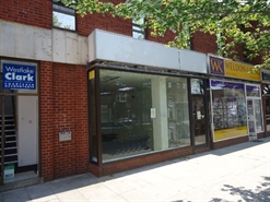 617 SF High Street Shop for Rent  |  55 Station Road, New Milton, BH25 6HY