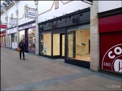 496 SF Shopping Centre Unit for Rent  |  Unit 12, St Nicholas Arcades, Lancaster, LA1 1NB