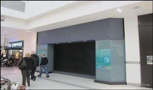 2,155 SF Shopping Centre Unit for Rent  |  Unit 9, Portsmouth, PO1 4RJ
