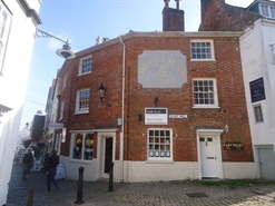 387 SF High Street Shop for Rent  |  The Old Alarm, 8 Quay Hill, Lymington, SO41 3AR