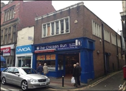 641 SF High Street Shop for Rent  |  10 Bradshawgate, Leigh, WN7 4LX