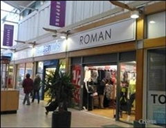 903 SF Shopping Centre Unit for Rent | Clock Towers Shopping Centre, Rugby, CV21 2JT
