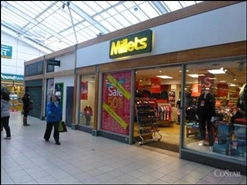 2,303 SF Shopping Centre Unit for Rent  |  28 Northway, Clock Towers Shopping Centre, Rugby, CV21 2JT