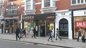 1,866 SF High Street Shop for Rent  |  119 Long Acre, London, WC2E 9PB