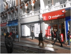 604 SF High Street Shop for Rent  |  150 High Street, Southend On Sea, SS1 1JX