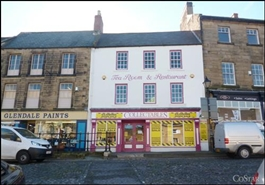 918 SF High Street Shop for Rent  |  47 Bondgate Within, Alnwick, NE66 1SX
