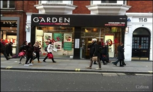 1,969 SF High Street Shop for Rent  |  119 Long Acre, London, WC2E 9PA