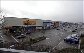 10,079 SF Retail Park Unit for Rent  |  Unit C, Birmingham, B24 9QB