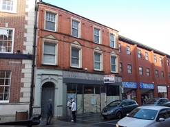 839 SF High Street Shop for Rent  |  4 Taff Street, Pontypridd, CF37 4UL