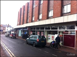 1,863 SF High Street Shop for Rent  |  7 Church Street, Cannock, WS11 1BL