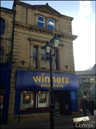 857 SF High Street Shop for Rent  |  58 Low Street, Keighley, BD21 3PT