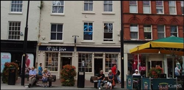 1,094 SF High Street Shop for Rent  |  2 - 3 High Town, Hereford, HR1 2DH