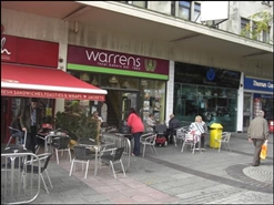2,995 SF High Street Shop for Rent | 11-13 Old Town Street, Plymouth, PL1 1DA