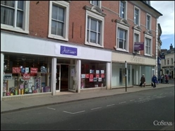 1,056 SF High Street Shop for Rent  |  Unit 1, Oswestry, SY11 2NF